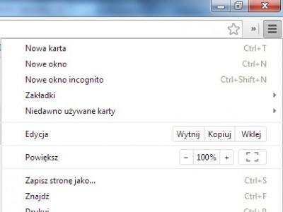 Reset Google Chrome – przywracanie domyślnych ustawień