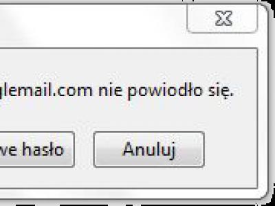 Gmail i weryfikacja dwuetapowa w Thunderbird