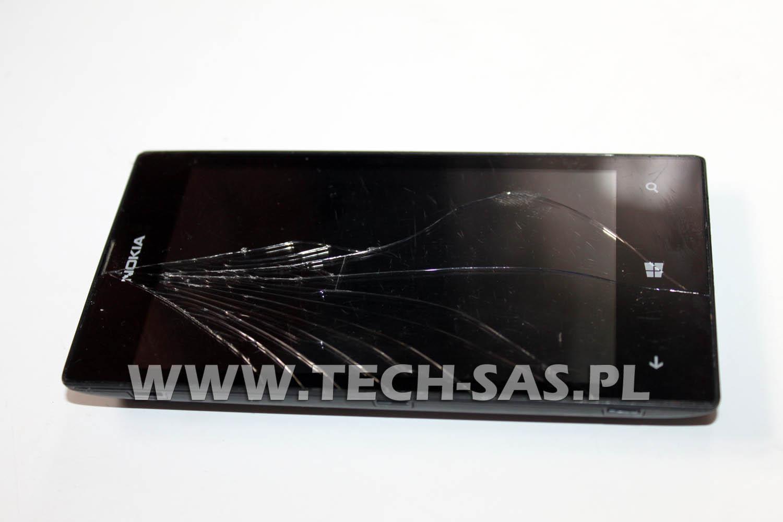 Wymiana digitizera w Nokia