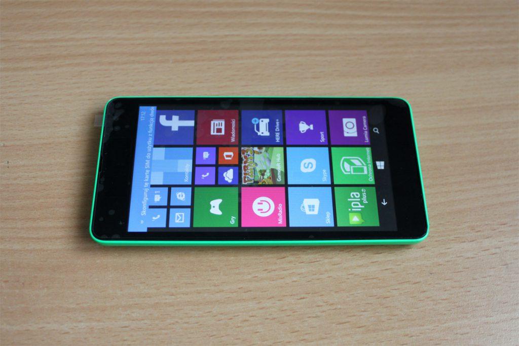Naprawa Lumia 535