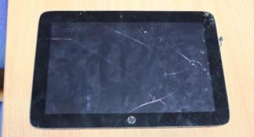 Wymiana dotyku w Tablecie HP Slate 10 HD
