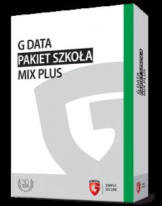 G DATA Pakiet Szkoła MIX PLUS