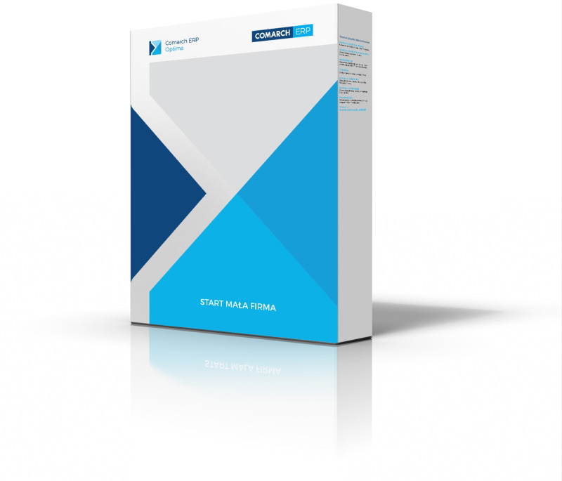 Pakiet Comarch ERP Optima START Mała Firma